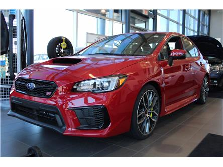 2020 Subaru WRX STI Sport-tech w/Lip (Stk: SL293) in Ottawa - Image 1 of 20
