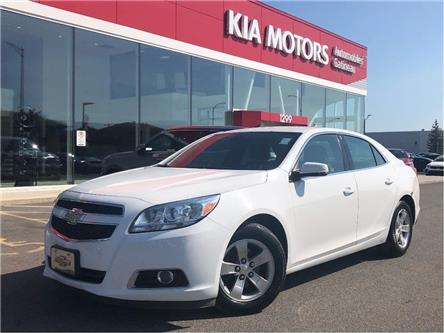 2013 Chevrolet Malibu 2LT (Stk: 21846A) in Gatineau - Image 1 of 16