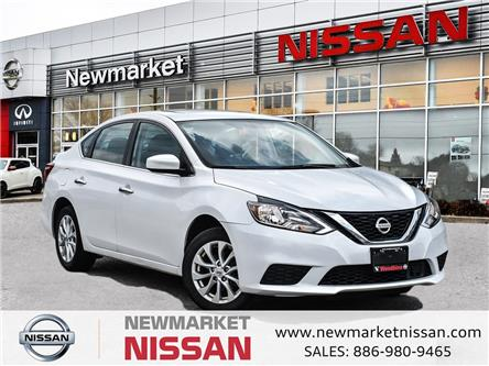 2018 Nissan Sentra 1.8 SV (Stk: UN1132) in Newmarket - Image 1 of 21