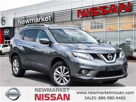 2016 Nissan Rogue SV (Stk: 20R148A) in Newmarket - Image 1 of 19