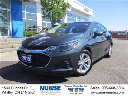 2019 Chevrolet Cruze LT (Stk: 10X352) in Whitby - Image 1 of 26