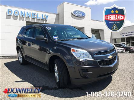 2014 Chevrolet Equinox LS (Stk: CLDUR6462A) in Ottawa - Image 1 of 21