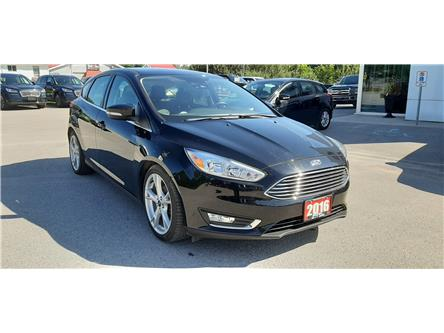 2016 Ford Focus Titanium (Stk: P0533) in Bobcaygeon - Image 1 of 25