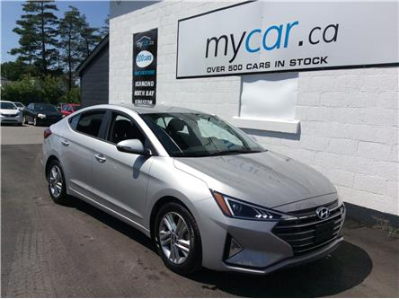 2020 Hyundai Elantra Preferred (Stk: 200521) in Kingston - Image 1 of 20