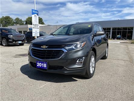 2018 Chevrolet Equinox LS (Stk: L-4345) in LaSalle - Image 1 of 21
