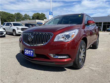 2017 Buick Enclave Leather (Stk: 20-0617A) in LaSalle - Image 1 of 23