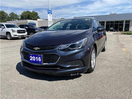 2016 Chevrolet Cruze LT Auto (Stk: L-4338) in LaSalle - Image 1 of 21
