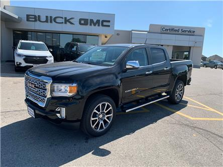 2021 GMC Canyon Denali (Stk: 46573) in Strathroy - Image 1 of 8