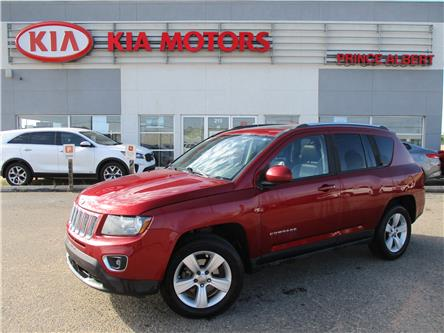 2016 Jeep Compass Sport/North (Stk: 40079A) in Prince Albert - Image 1 of 12
