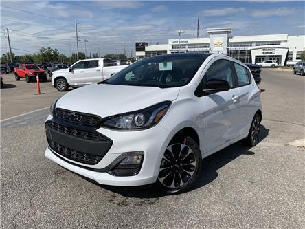 2021 Chevrolet Spark 1LT CVT (Stk: MC704713) in Calgary - Image 1 of 17