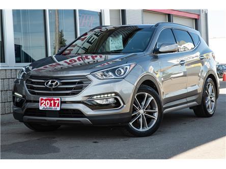 2017 Hyundai Santa Fe Sport 2.0T Ultimate (Stk: 20675) in Chatham - Image 1 of 27