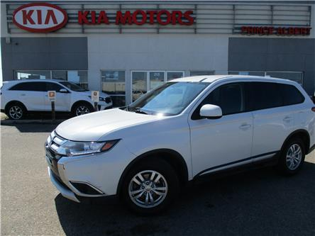 2018 Mitsubishi Outlander ES (Stk: 40044A) in Prince Albert - Image 1 of 12