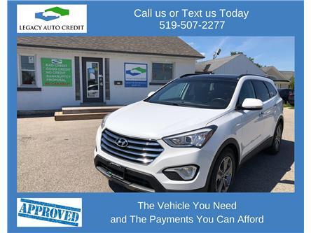 2013 Hyundai Santa Fe XL Luxury (Stk: 20108A) in Waterloo - Image 1 of 19