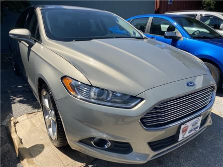2016 Ford Fusion SE (Stk: 6604) in Barrie - Image 1 of 3