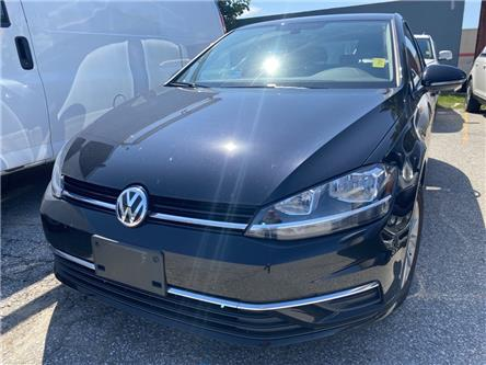 2019 Volkswagen Golf  (Stk: U0435A) in Barrie - Image 1 of 5