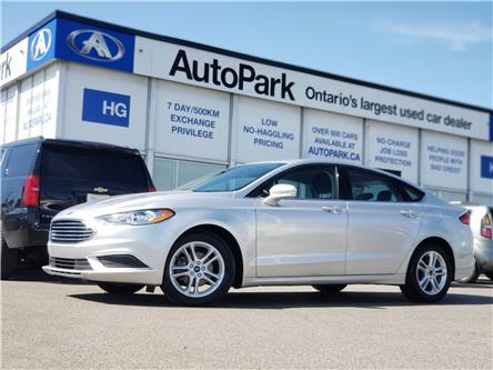 2018 Ford Fusion SE (Stk: 18-75174) in Brampton - Image 1 of 18