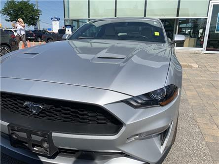 2019 Ford Mustang  (Stk: U049A) in Barrie - Image 1 of 4