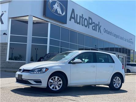 2018 Volkswagen Golf 1.8 TSI Trendline (Stk: 18-77641RJB) in Barrie - Image 1 of 23