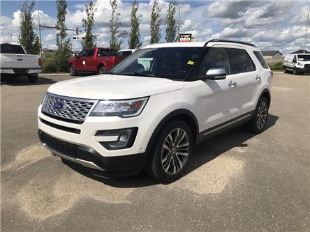 2017 Ford Explorer Platinum (Stk: LEX063A) in Ft. Saskatchewan - Image 1 of 25