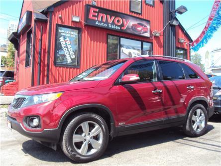 2013 Kia Sorento EX (Stk: ) in Ottawa - Image 1 of 26