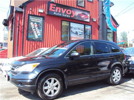 2010 Honda CR-V EX (Stk: ) in Ottawa - Image 1 of 29