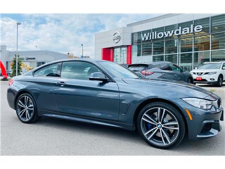 2016 BMW 435i xDrive (Stk: C35580) in Thornhill - Image 1 of 22