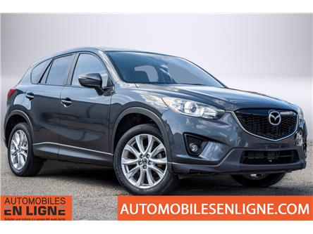 2015 Mazda CX-5 GT (Stk: ) in Trois Rivieres - Image 1 of 28