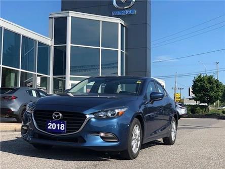 2018 Mazda Mazda3 GS (Stk: 208961) in Gloucester - Image 1 of 17