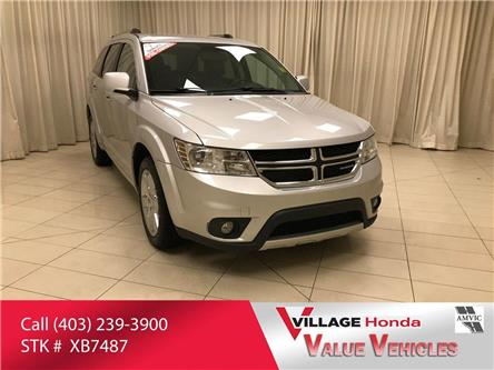 2011 Dodge Journey R/T (Stk: XB7487) in Calgary - Image 1 of 19