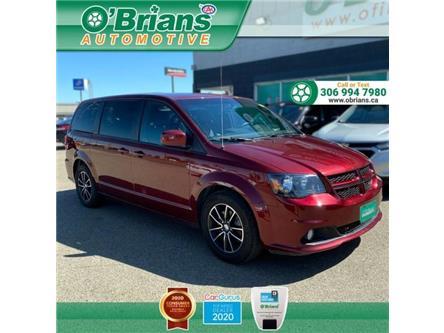 2018 Dodge Grand Caravan GT (Stk: 13631A) in Saskatoon - Image 1 of 21