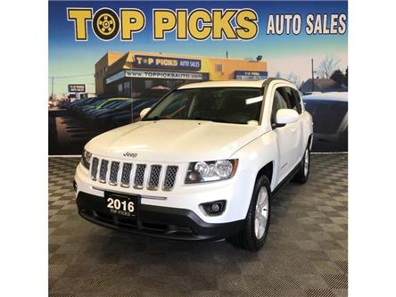 2016 Jeep Compass Sport/North (Stk: 762686) in NORTH BAY - Image 1 of 25