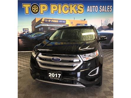 2017 Ford Edge SEL (Stk: C18733) in NORTH BAY - Image 1 of 27