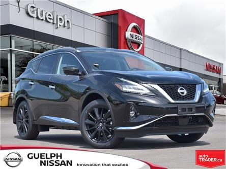 2020 Nissan Murano Platinum (Stk: N20741) in Guelph - Image 1 of 27