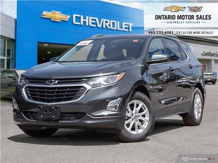 2020 Chevrolet Equinox LT (Stk: 0258601) in Oshawa - Image 1 of 18