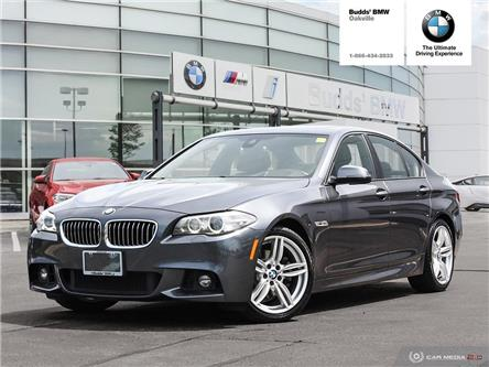 2016 BMW 528i xDrive (Stk: DB6075) in Oakville - Image 1 of 28