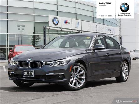 2017 BMW 330i xDrive Sedan (8D97) (Stk: DB6086) in Oakville - Image 1 of 28