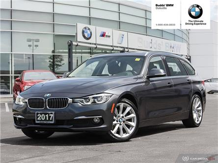 2017 BMW 328d xDrive Touring (Stk: DB6072) in Oakville - Image 1 of 27