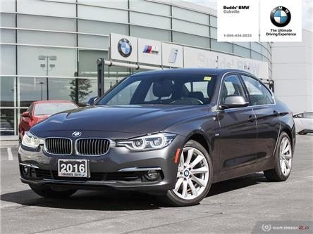 2016 BMW 328i xDrive (Stk: DB6041) in Oakville - Image 1 of 27