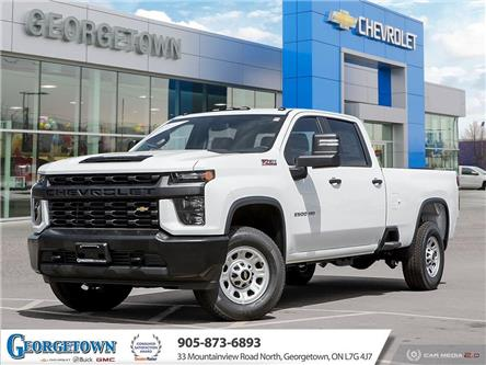 2020 Chevrolet Silverado 2500HD Work Truck (Stk: 32079) in Georgetown - Image 1 of 26