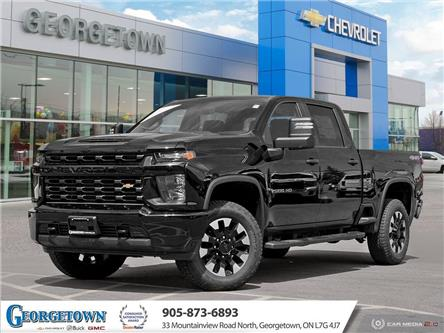 2020 Chevrolet Silverado 2500HD Custom (Stk: 32186) in Georgetown - Image 1 of 26
