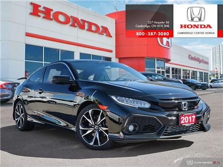 2017 Honda Civic Si (Stk: 21063A) in Cambridge - Image 1 of 27
