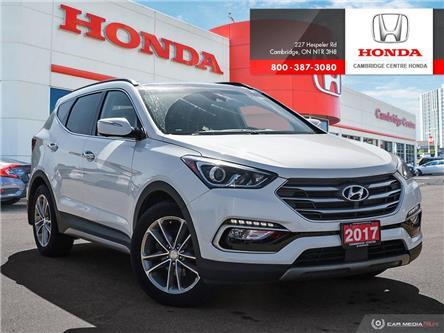 2017 Hyundai Santa Fe Sport  (Stk: 20561A) in Cambridge - Image 1 of 27