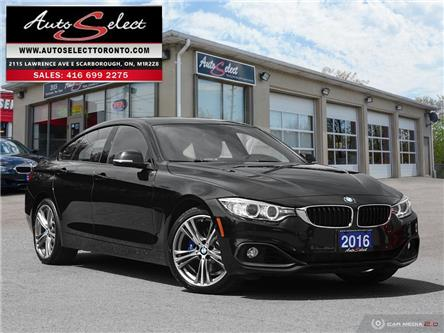 2016 BMW 428 Gran Coupe xDrive (Stk: 1X47L21) in Scarborough - Image 1 of 28