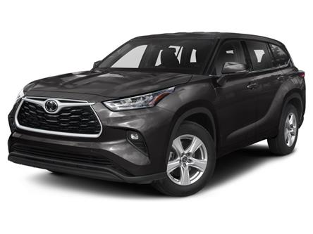 2020 Toyota Highlander LE (Stk: N20439) in Timmins - Image 1 of 9