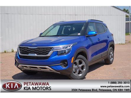 2021 Kia Seltos LX (Stk: 21013) in Petawawa - Image 1 of 25