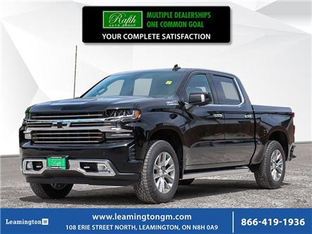 2020 Chevrolet Silverado 1500 High Country (Stk: 20-475) in Leamington - Image 1 of 30
