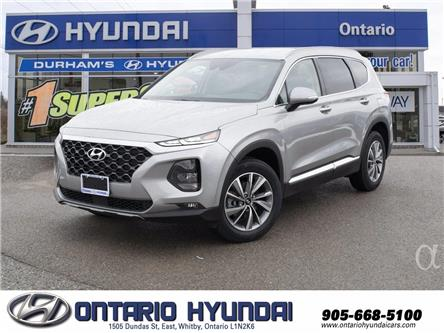 2020 Hyundai Santa Fe Preferred 2.4 (Stk: 256444) in Whitby - Image 1 of 20