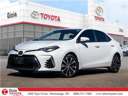 2018 Toyota Corolla  (Stk: D201783A) in Mississauga - Image 1 of 30