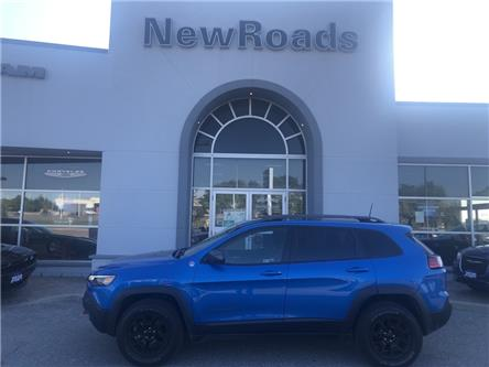 2019 Jeep Cherokee Trailhawk (Stk: 24961P) in Newmarket - Image 1 of 14