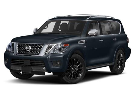 2020 Nissan Armada Platinum (Stk: N931) in Thornhill - Image 1 of 9